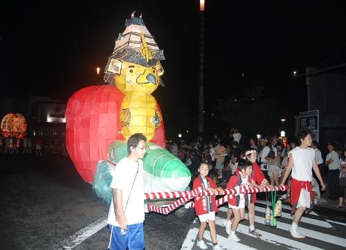 弘前城築城400年祭/たか丸くんねぷたコンテスト2010の結果について